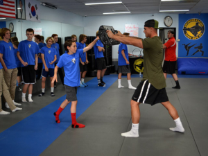 Self Defense Classes for Men
