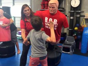Children's self defense classes