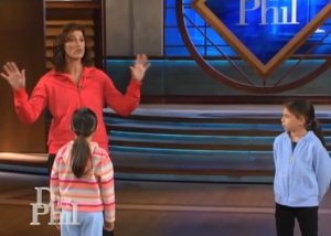 See Tracie of PlayItSafeDefense on the Dr. Phil Show